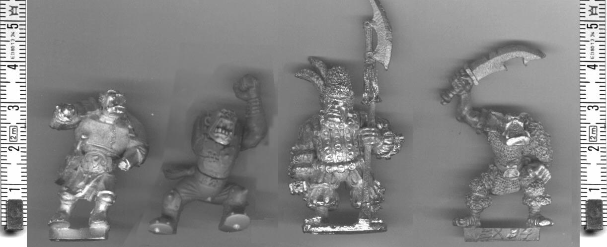 The White Knight's Miniature Castle - Scale Comparisons