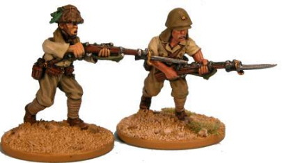 The WWII Miniatures Showcase: Japan