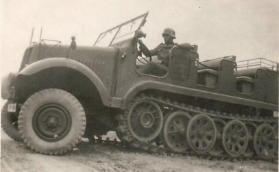 The WWII Miniatures Showcase: Vehicles